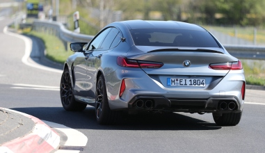 BMW M 8 Grand Coupe Competition