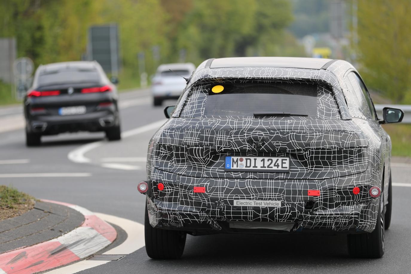 2020 BMW i6/iNEXT/iX8/iX 19