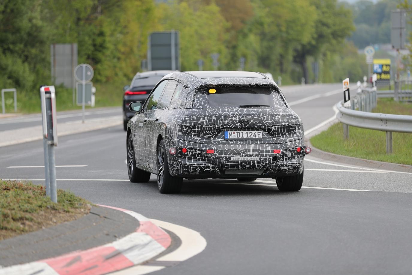 2020 BMW i6/iNEXT/iX8/iX 20