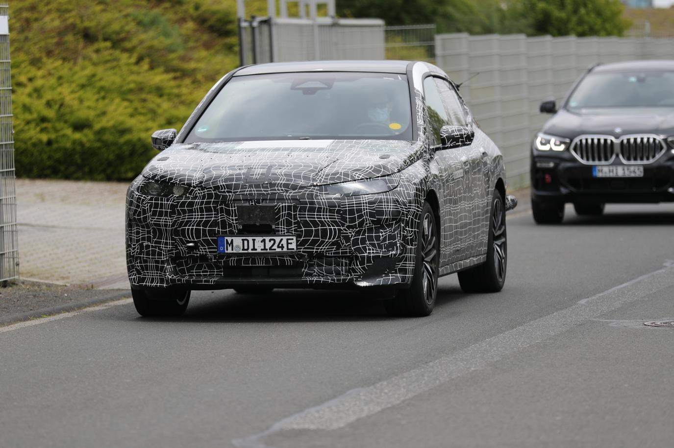 2020 BMW i6/iNEXT/iX8/iX 17