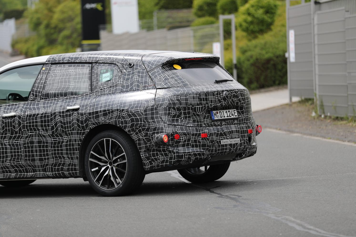 2020 BMW i6/iNEXT/iX8/iX 21
