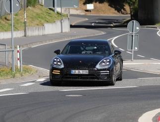 Porsche Panamera Turbo S Hybrid facelift