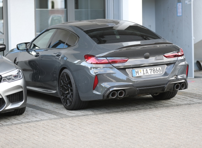 BMW M8 Grand Coupe ? CS / Competition ?